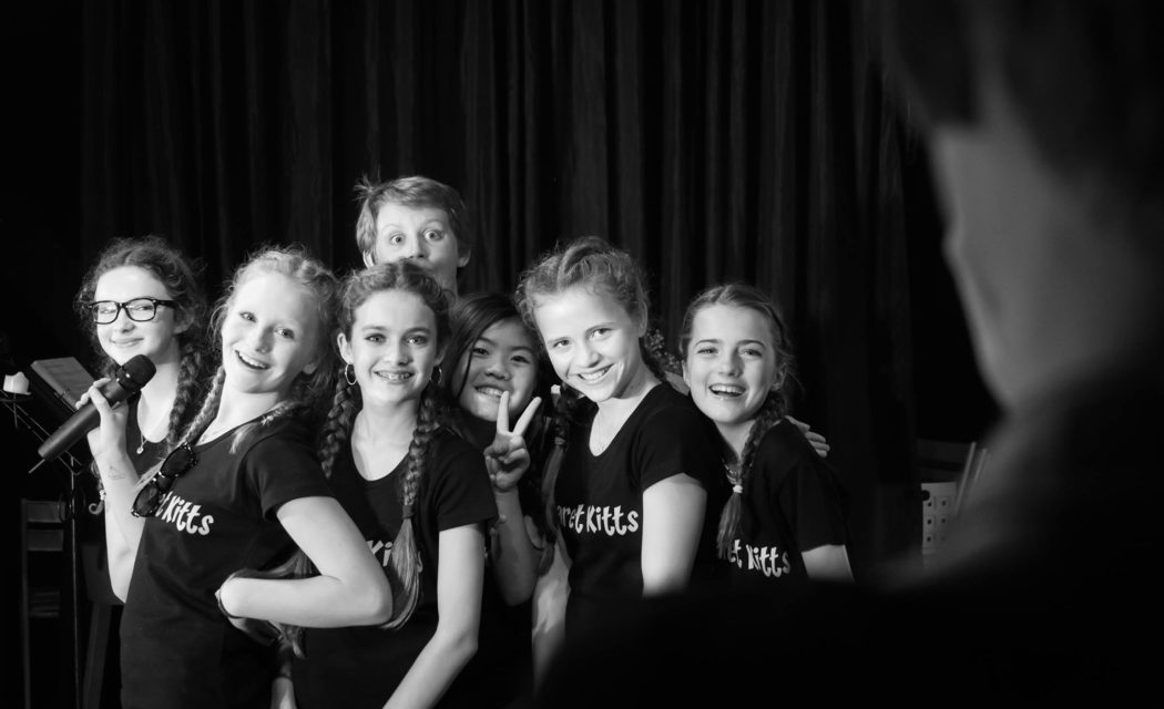 Cabaret Cats Kitts Blaricum theatergroep door Annekiek
